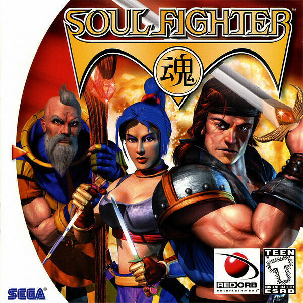 Soul Fighter (NEW)