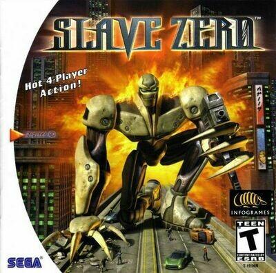 Slave Zero (NEW)
