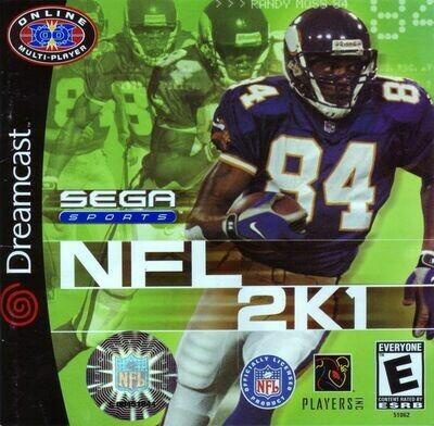 NFL 2K1 (NEW)
