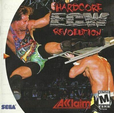 Hardcore ECW Revolution (NEW)