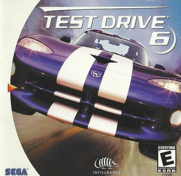 Test Drive 6 (Very Good)