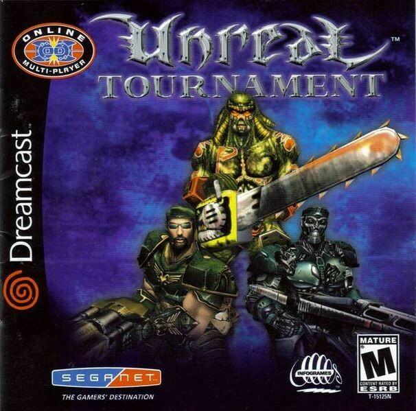Unreal Tournament  (Very Good)