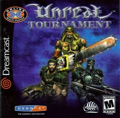 Unreal Tournament  (Very Good)