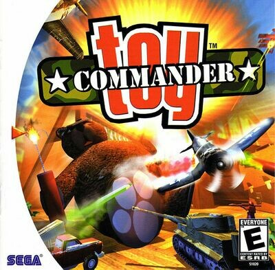 Toy Commander (Very Good)