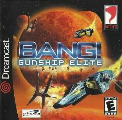 BANG! Gunship Elite (Very Good)