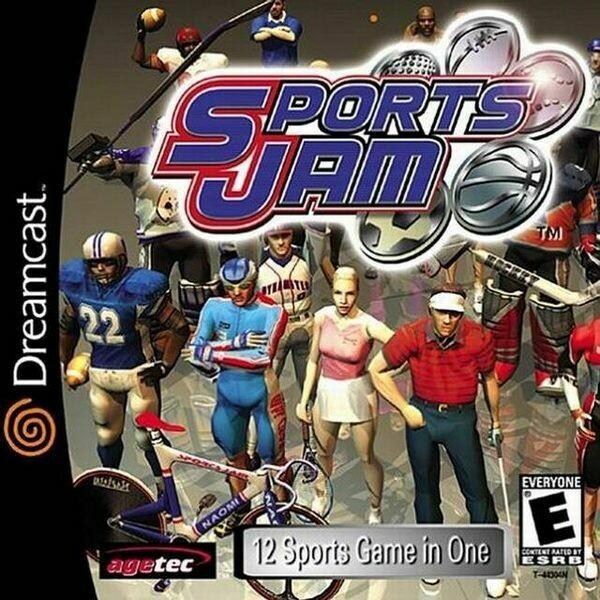 Sports Jam (Very Good)