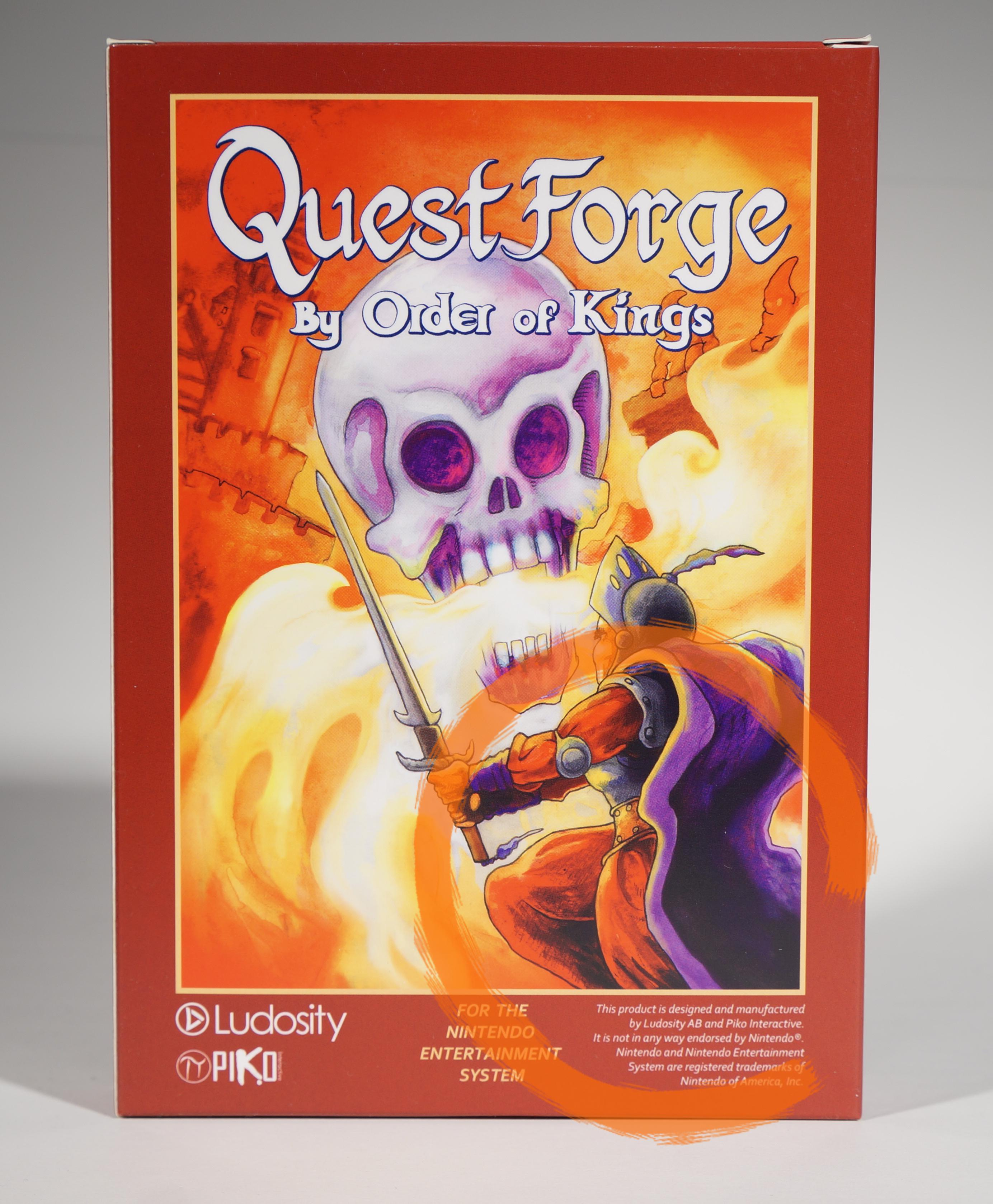 Quest Forge: By Order of Kings 100108