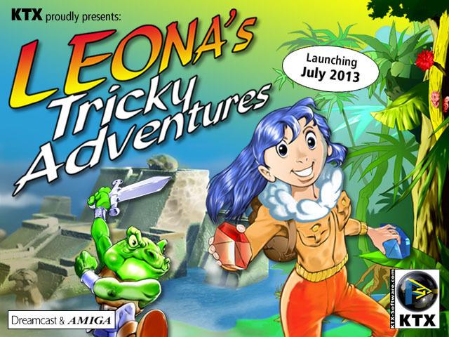 Leona's Tricky Adventures 101119