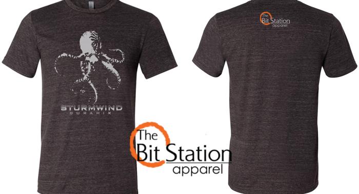 Kraken | Official Sturmwind T-shirt