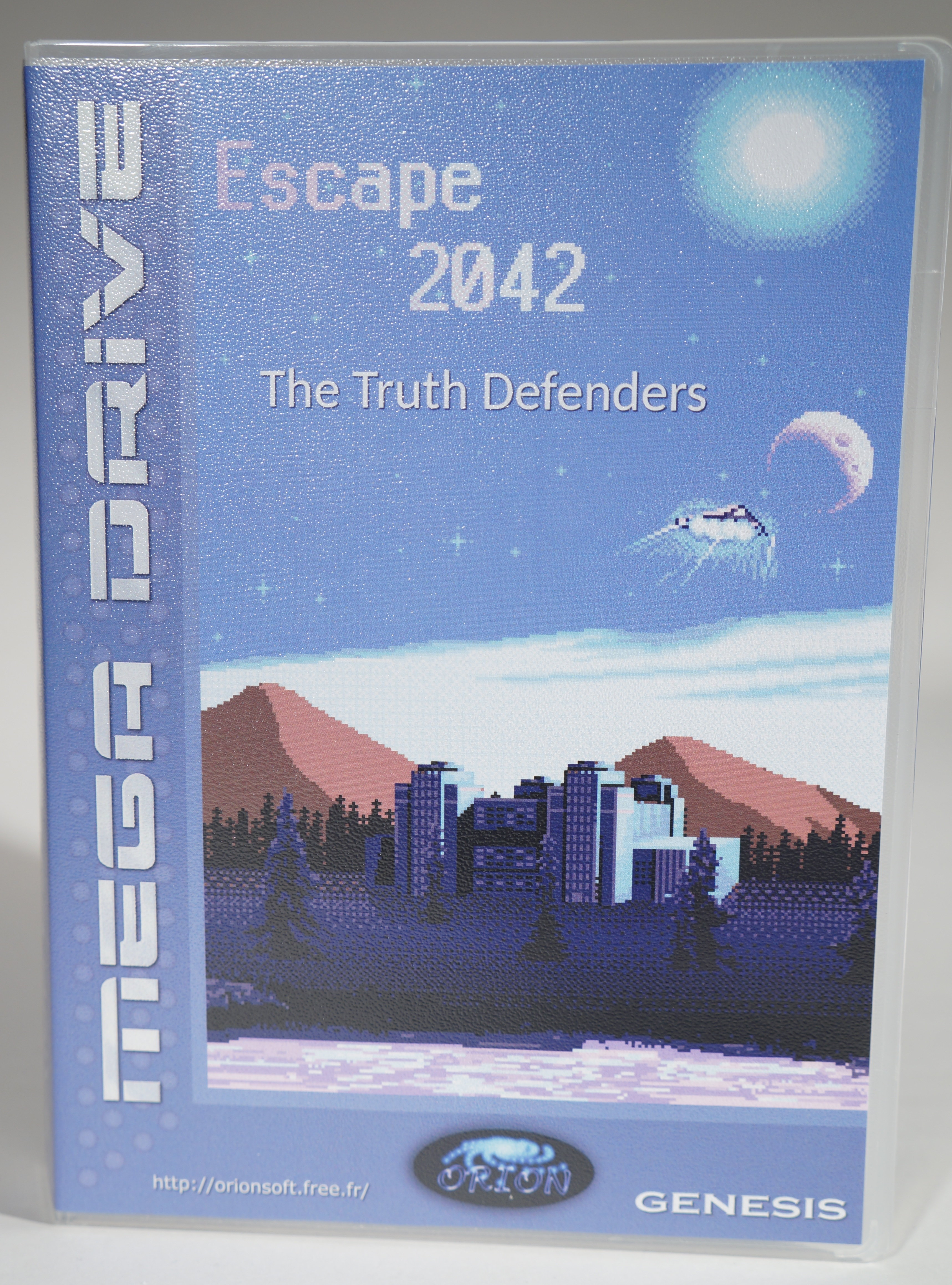 Escape 2042: The Truth Defenders (Genesis) 201118