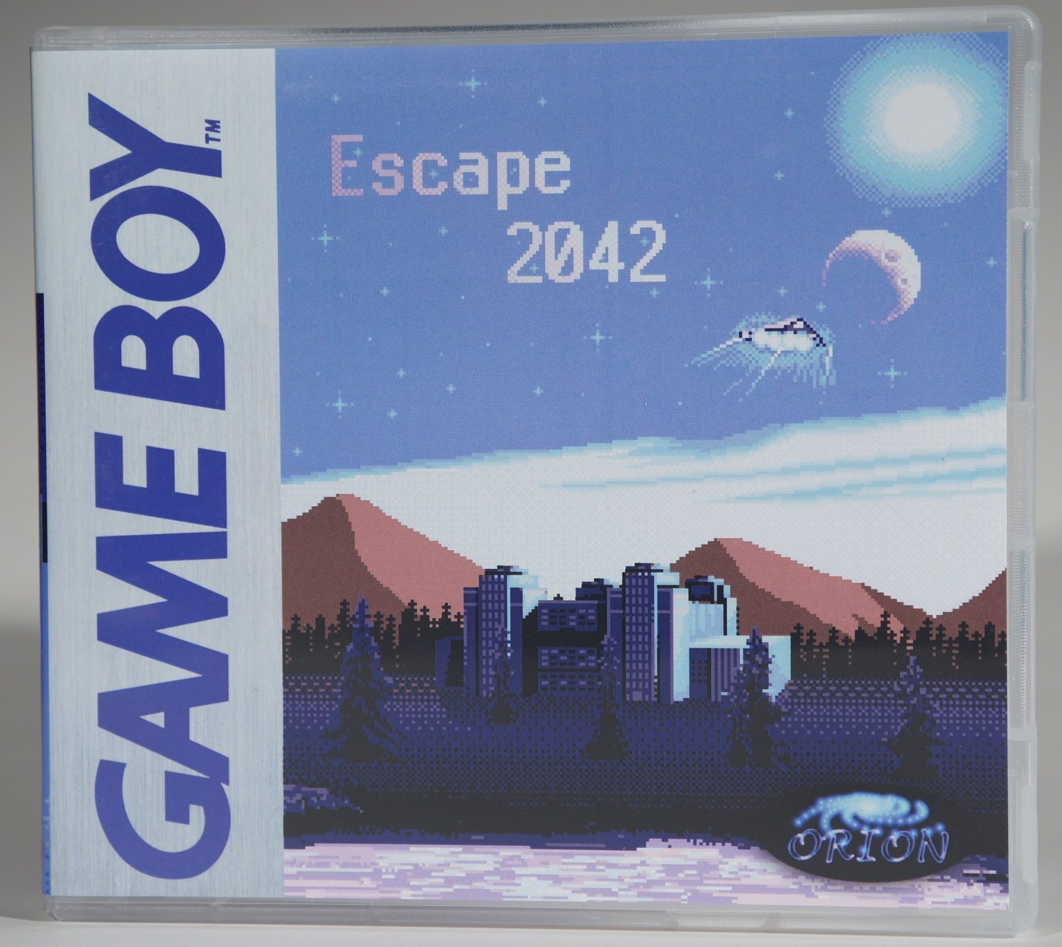 Escape 2042: The Truth Defenders (Gameboy)