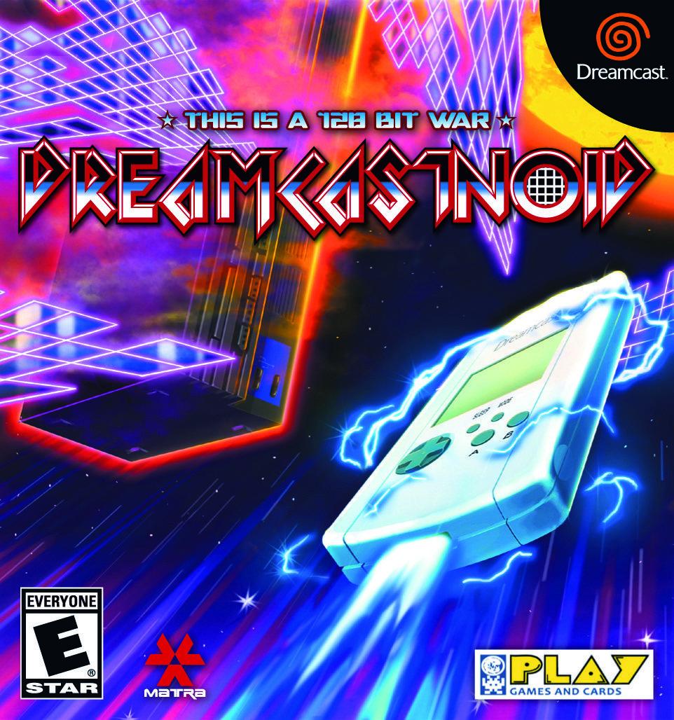 Dreamcastnoid 101122