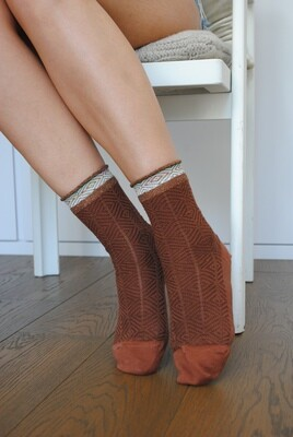 Cool Cuff - Woman Socks