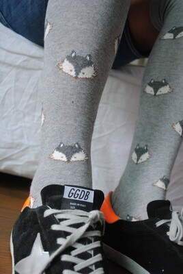 Fox - Man Long Socks