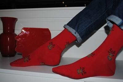Renna Rudolph - Man Long Socks