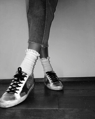 Lace - Woman Socks