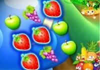 Unity Source code of game Fruit Link Match 3: Full 84 Levels Clone