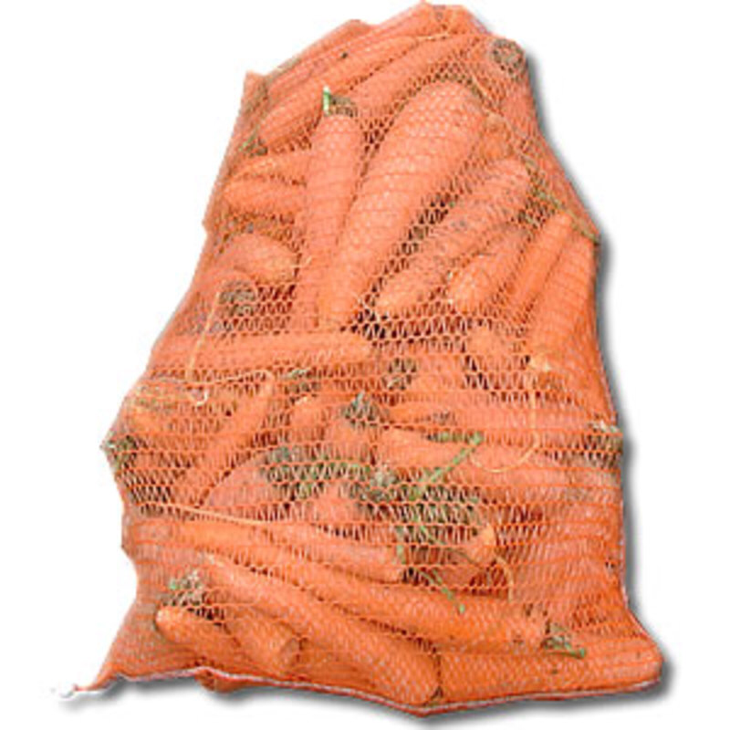 One sack of carrots 🥕
