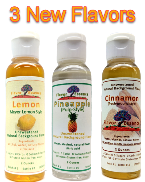 """Gift of Good Taste"" -Create Flavor Combination [$5.99 per bottle]"