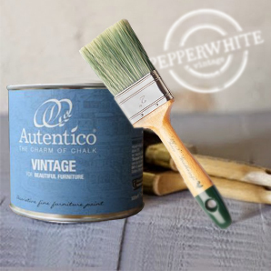 Autentico 2 inch Flat Double Thick Paint Brush