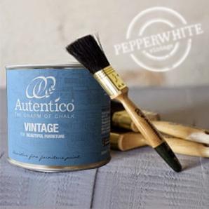 Autentico 1 inch Flat Double Thick Paint Brush
