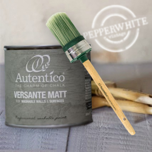 Autentico 35mm Oval Paint Brush
