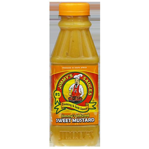 375ml Jimmy's Sweet Mustard