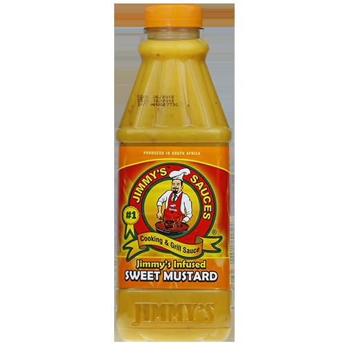 750ml Jimmy's Sweet Mustard