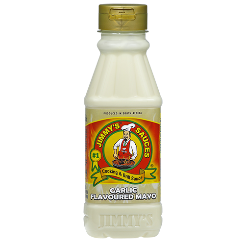 375ml Jimmy's Garlic Flavoured Mayo