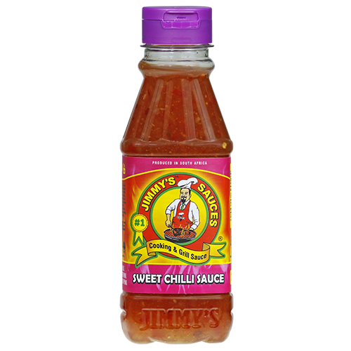 375ml Jimmy's Sweet Chilli Sauce