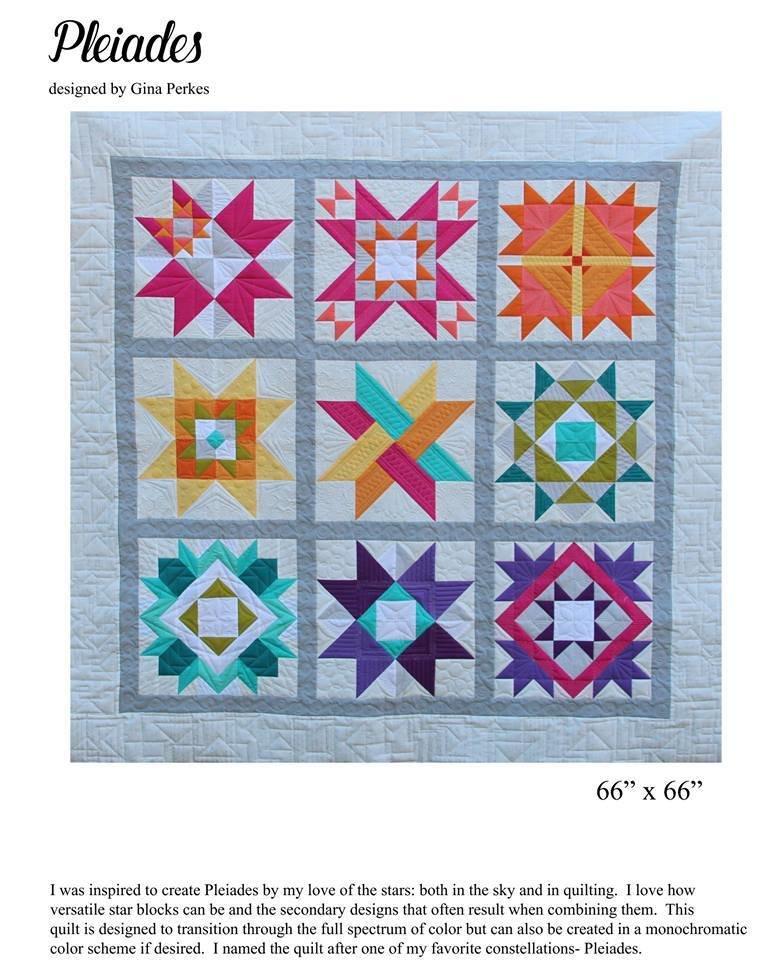 Pleiades Fabric Kit 00048