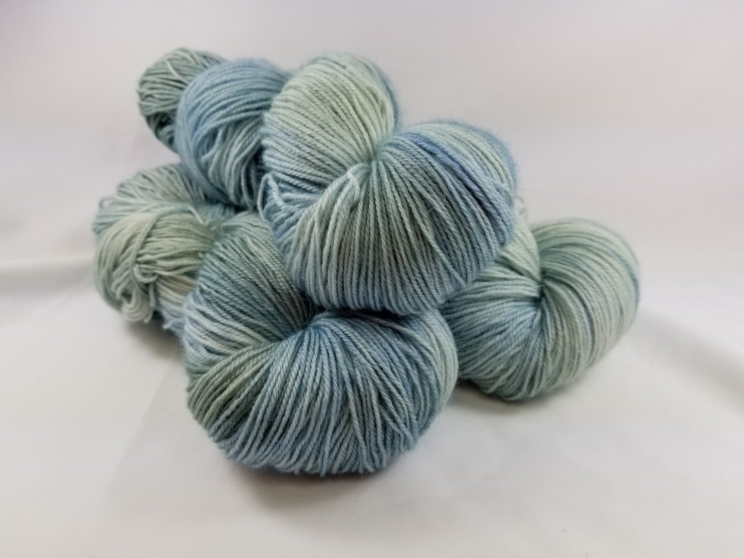 I Heart BFL- 054 Sea Glass