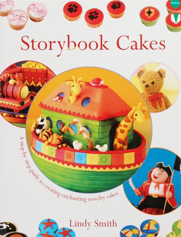 Storybook Cakes by Lindy Smith SKU18236