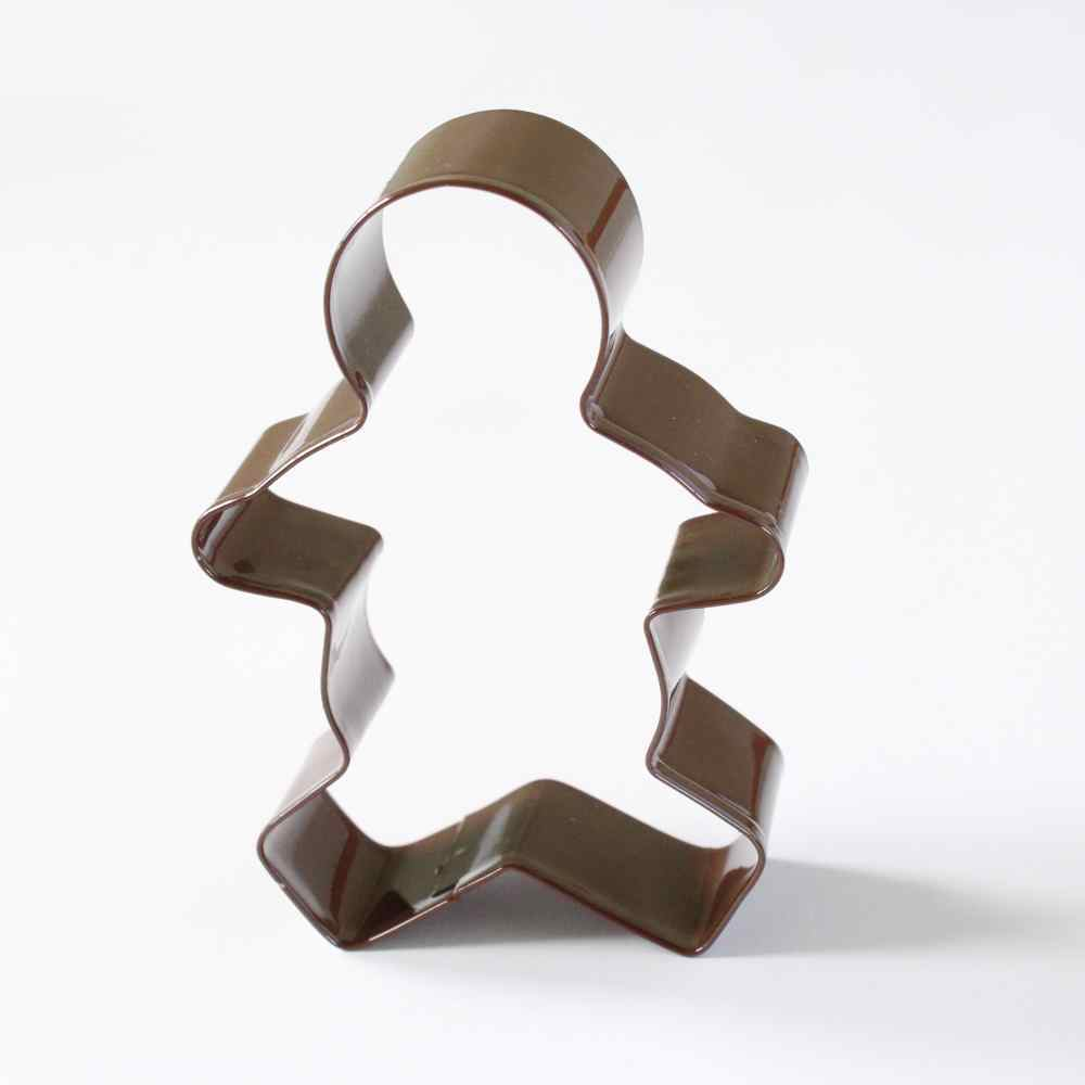 Gingerbread Boy Cookie Cutter SKU17941