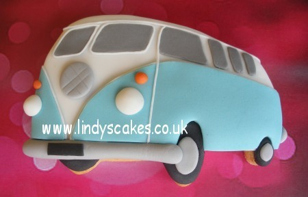 Campervan Cookie Cutter (Lindy's)