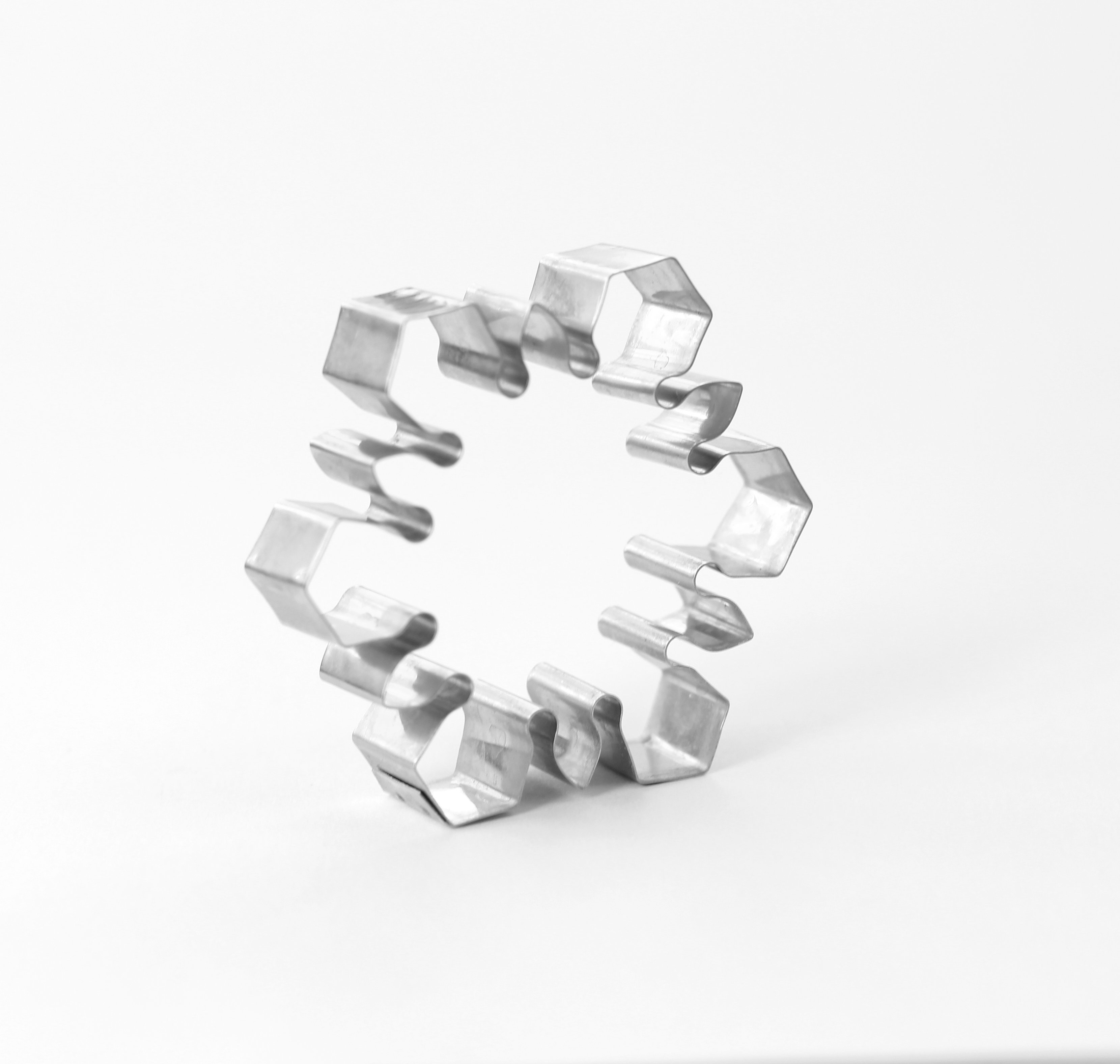 Snowflake - Intricate Snowflake Sugarcraft Cutter (Lindy's) SKU17886