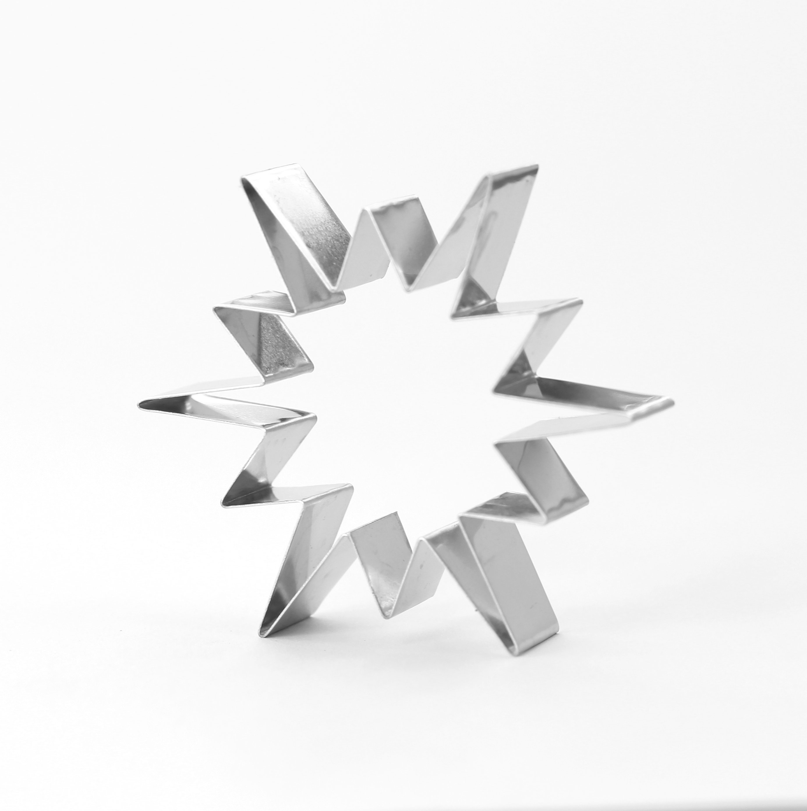 Starburst Snowflake Sugarcraft Cutter (Lindy's) SKU1788611