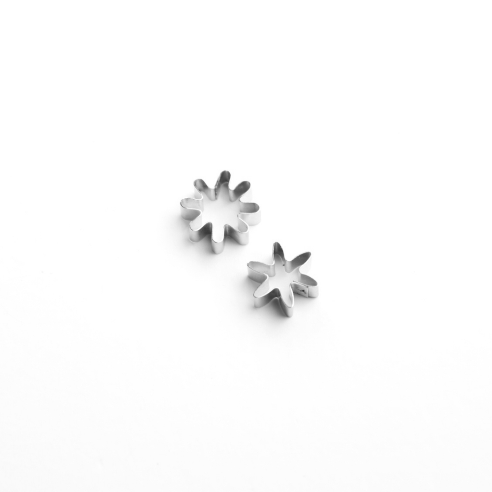 Flower Sugarcraft Cutters -Micro (Lindy's) SKU17871
