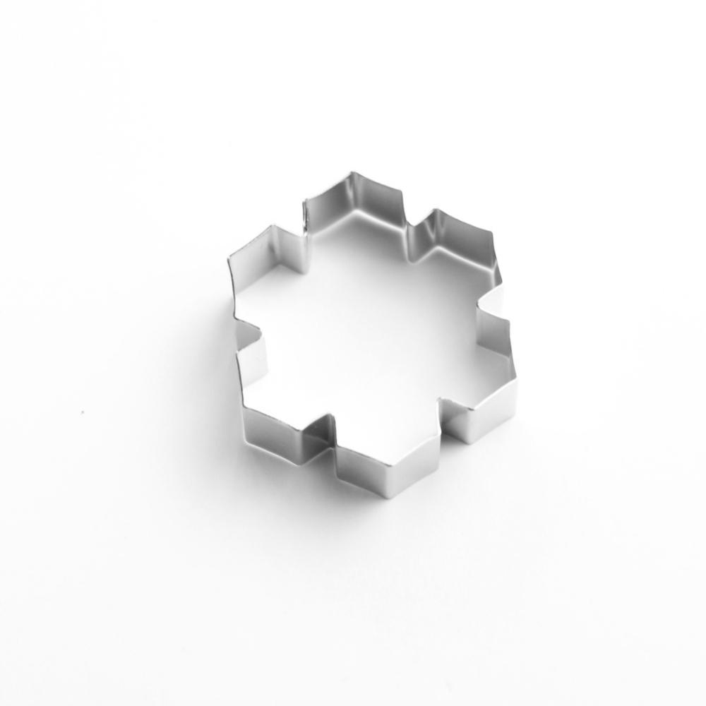 Snowflake Sugarcraft Cutter - Simple (Lindy's) SKU178861