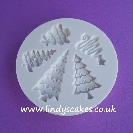 Christmas Tree Mould Set (AM054) SKU1880712211