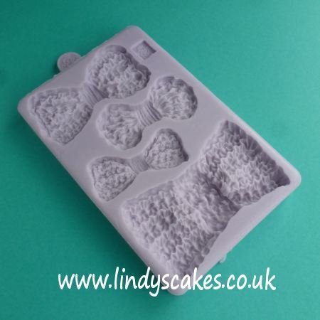 Bow - Crochet Bow Mould (Karen Davies) SKU17571111131
