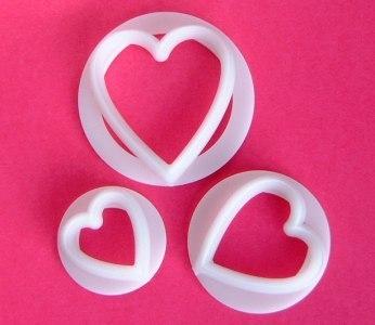 Heart Cutter Set (FMM)