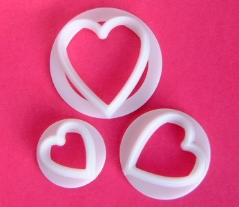 Heart Cutter Set (FMM)