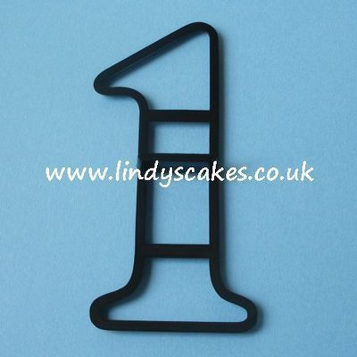 Number '1' Extra Large Cutter (Patchwork Cutters)
