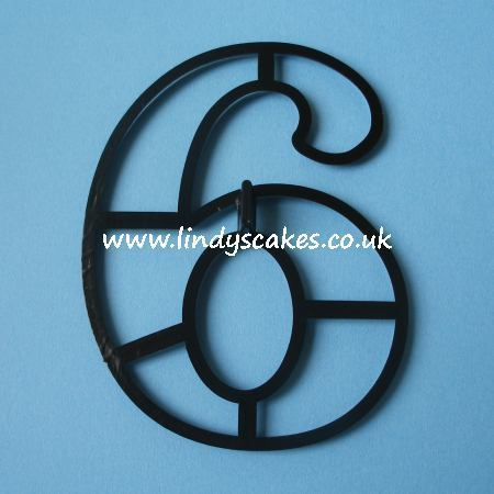 Number '6' or '9' Extra Large Cutter (Patchwork Cutters) SKU18781112111111121211112