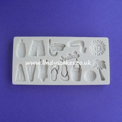 Beach Mould Set (AM018)