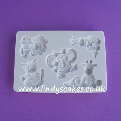 Baby Animals Mould Set (AM025)