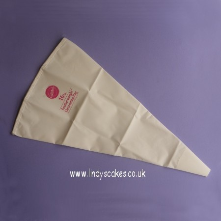 Piping Bag - Reusable 40cm (16in) SKU17695