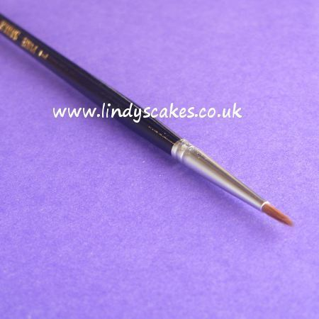 Pure Sable Artists Pencil Paintbrush No 1 SKU177871111