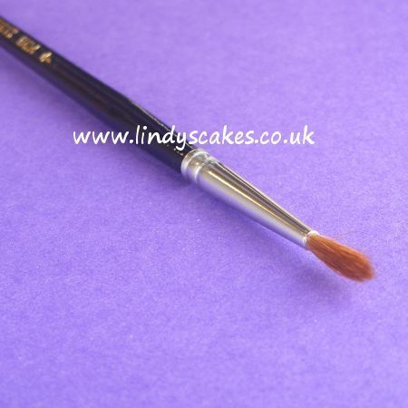 Pure Sable Artists Pencil Paintbrush No 4 SKU177871111111